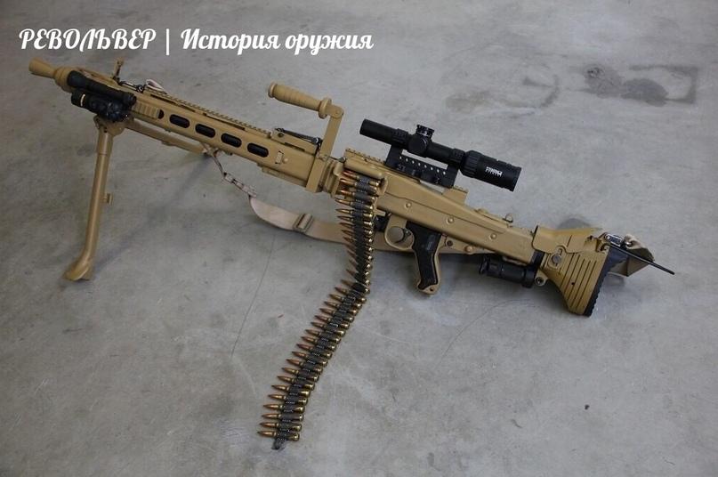 MG3 (нем. Maschinengewehr 3) — немецкий единый пулемёт. Является усовершенств...