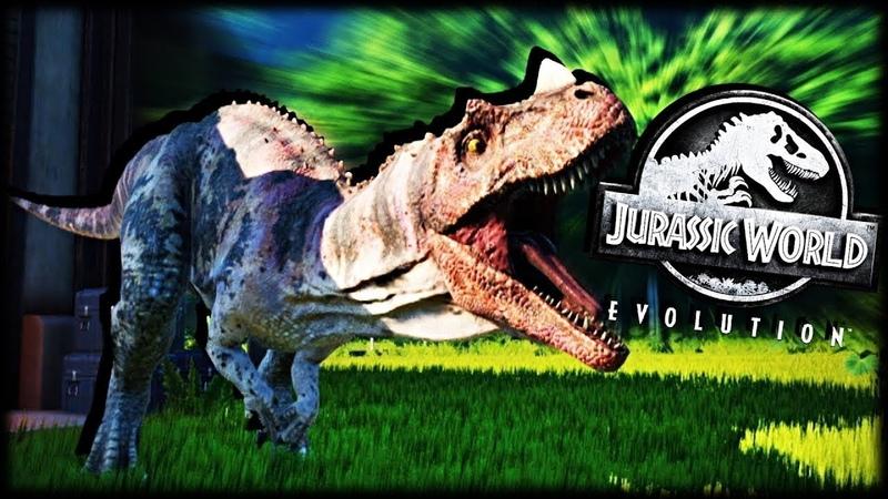 Где скачать Jurassic World Evolution на PC через торрент | Новый Jurassic Park Evolution RePack 2018