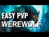 EASY Werewolf PVP Build - ESO Wrathstone Murkmire
