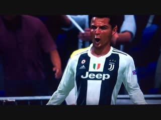 Мощный гол Роналду в FIFA