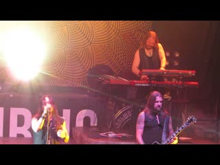Amorphis - The golden elk [6.03.2019, Минск, Re:public]