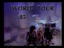 Motley Crue concert TV commercial 1985 Pittsburgh Civic Arena