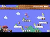 Super Mario Maker большие паззл-уровни