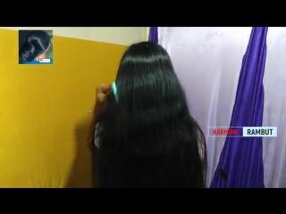 Beauty Very Long Hair.mp4