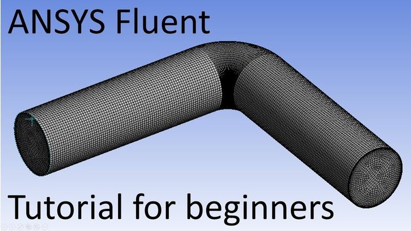 ANSYS Fluent Tutorial 1 Calculation of losses in the pipeline