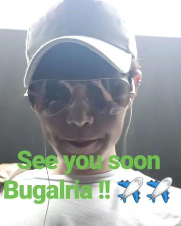 """장한별 🌐 on Instagram """"🇧🇬 See you in the morning! 다녀오겠습니다~ firsttimebulgaria sofia bulgaria 소피아불가리아4571"""