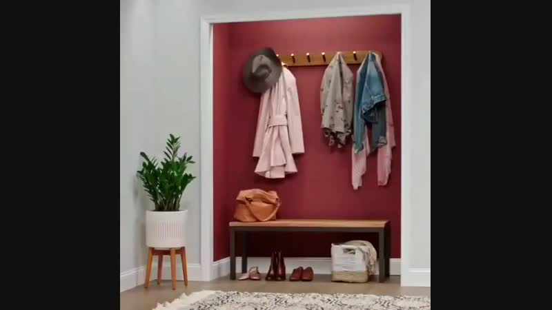 Идея по обновления кладовой комнаты