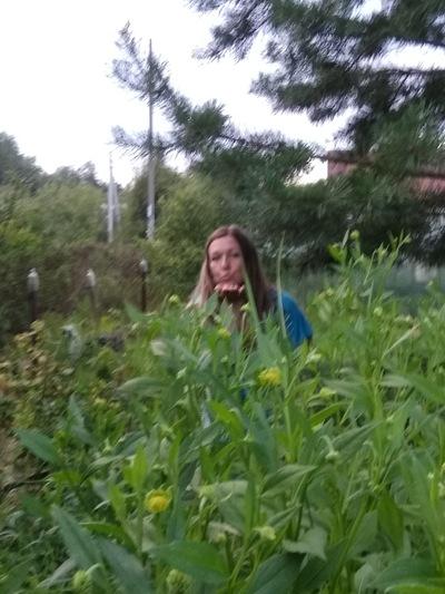 Алиночка Журавлева
