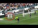 INCREIBLE GOL FALLADO POR CRISTIANO RONALDO EN LA LINEA - Juventus Vs Lazio