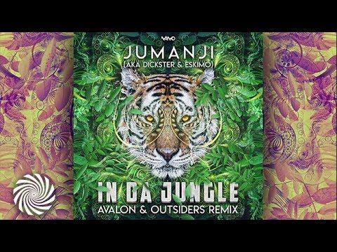 Jumanji (aka Dickster Eskimo) - In Da Jungle (Avalon Outsiders Remix)
