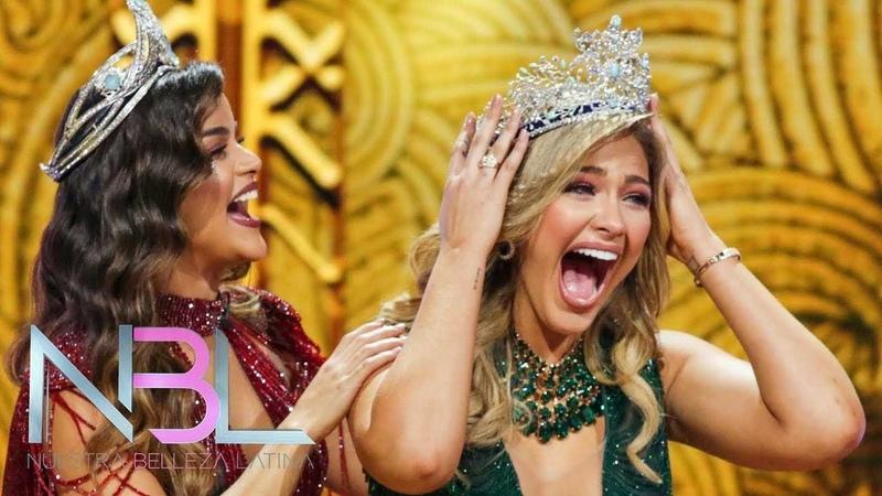 Наша Латинская Красавица 2018 - коронация
