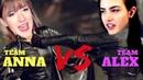 Alexandra Botez vs Anna Rudolf Sub Battle episode 1