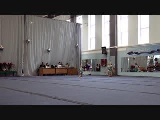 Сняткова Матова - первая композиция - 14.02.19