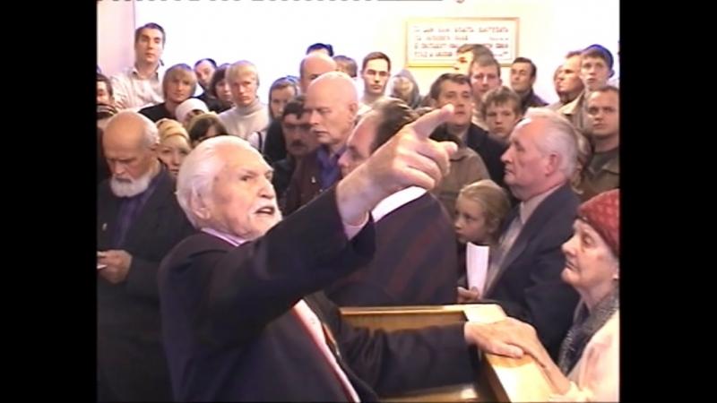 16.10.2005 - 17-я неделя по Троице, о Хананеянке, ч.4