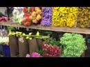 Корейская флористика Цветочные базы магазины и упаковка цветов в Сеуле