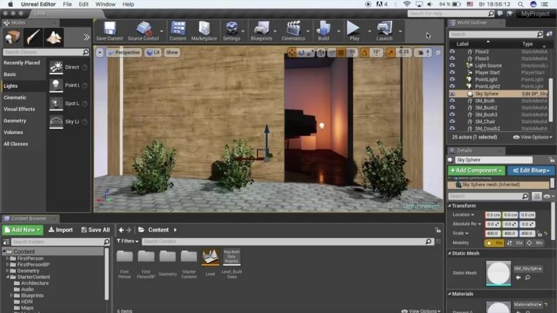 [Гоша Дударь] Уроки по Unreal Engine 4 6 - Компиляция проекта