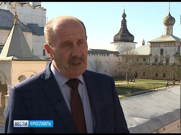 Дмитрий Миронов принял участие в областном мероприятии посвященном Дню местного самоуправления