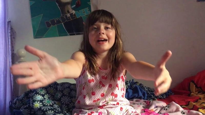 Emily's Surprise Tickling Video