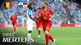 Dries MERTENS Goal - Belgium v Panama