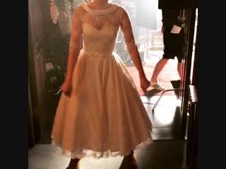 Видео со съёмок первого сезона