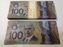 Обзор Билеты Банка Приколов 100 Канадских Долларов
