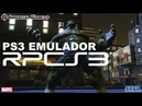 Rpcs3-v0.0.5-rev.7071-03d03Alfa: EL INCREIBLE HULK - PS3 EMULADOR A DESCARGA GAME TEST