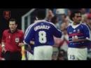Величайшие моменты в истории футбола 4 серия. Три мушкетера. Франция, 1998