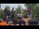 Группа 'Реставратор' выступление на Байк Рок фестивале 'Энергия молодости 2018' 23 июня 2018 г