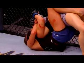 Montana De La Rosa vs Rachael Ostovich Full Fight TUF 27 Finale Part 2