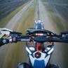 "I'm Duedi ✌ on Instagram: ""KTM 300 EXC TPI 2018🧡 full throttle 🔊😍 duedi304 xgrip bike enduro grenzgaenger ..."
