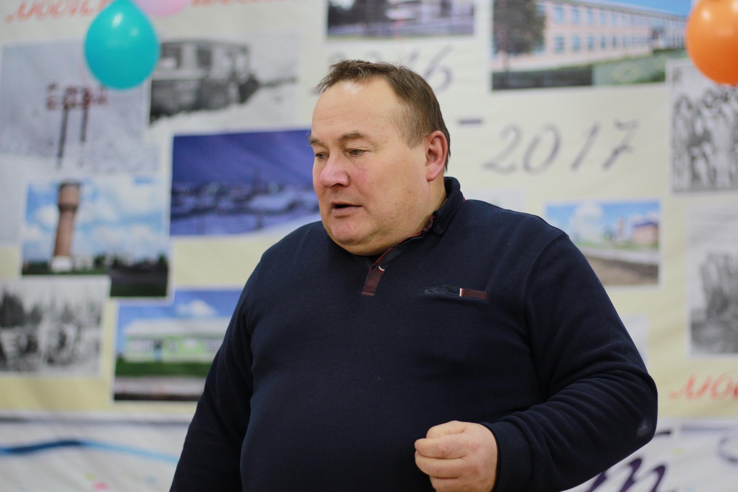 Руководитель администрации Николай Жилин провел встречу с населением п. Вожский, п. Едва, п. Междуреченск