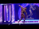 Arnold Classic 2019 - Roelly Winklaar Posing Routine