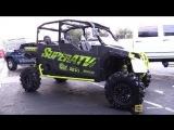 2017 Polaris RZR SuperATV Customized Side by Side ATV - Walkaround - 2017 SEMA Las Vegas