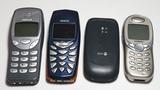 Анонс продажи ретро телефонов часть 1. Nokia 3210, nokia 3510i, siemens s45i, doro 606