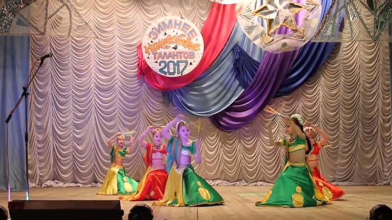 Dola Dola студия индийского танца Чанд Ситаре