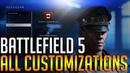 BATTLEFIELD 5 CUSTOMIZATIONS - Allies and Axis - ad sponsored LogitechG KeepPlaying