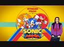 Sonic Mania New ноябрьский стрим Stream-frog