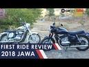 2018 Jawa, Jawa Forty Two First Ride Review | NDTV carandbike