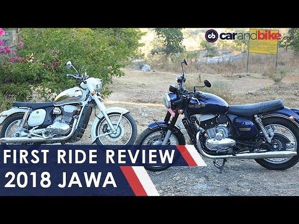 2018 Jawa, Jawa Forty Two First Ride Review   NDTV carandbike
