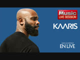 En direct du M6 Music Live Session de Kaaris