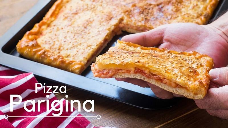Pizza Parigina Veloce Ricetta Pizza Sfogliata Ripiena Pronta in 5 Minuti 55Winston55