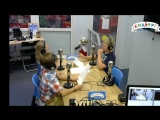 Кидбург FM Ривьера - Гость в студии.