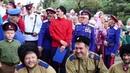 Фестиваль казачьей культуры Крымские тулумбасы 08 сентября 2018 г