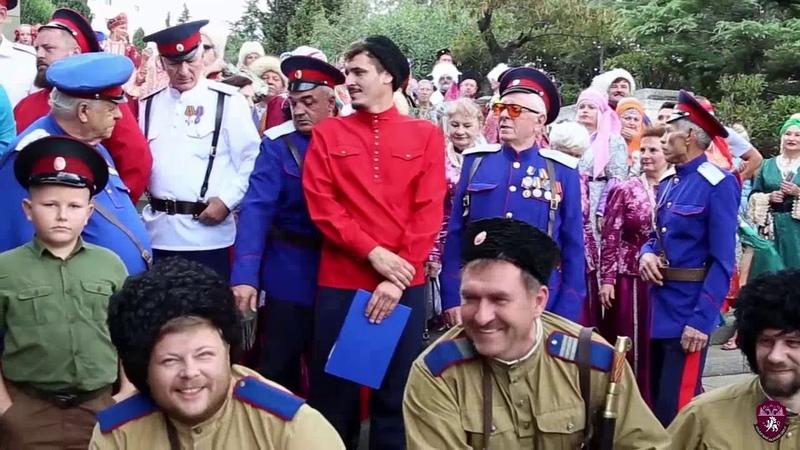 Фестиваль казачьей культуры Крымские тулумбасы 08 сентября 2018 г.