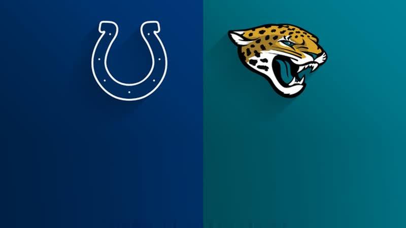 Week 13 02 12 2018 IND Colts @ JAX Jaguars