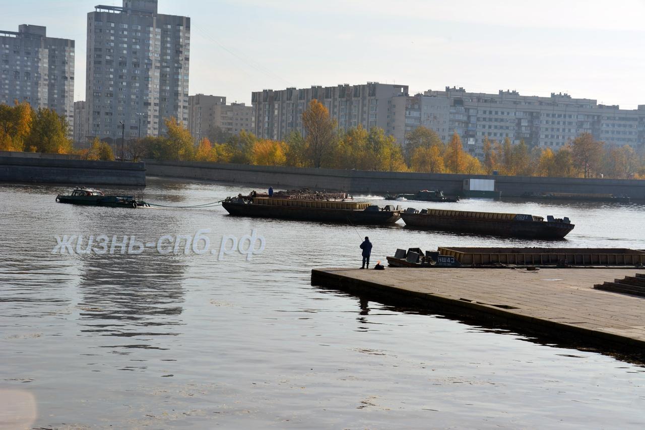 Устье реки Смоленки - что собираются строить?