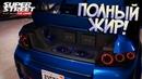 Лучший ТЮНИНГ авто как в старом добром NFS Undergrond 2 Super Street The Game
