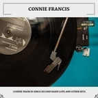 Connie Francis альбом Connie Francis Sings Second Hand Love And Other Hits