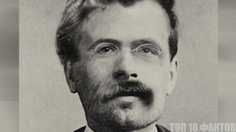 Топ 10 Фактов Фридрих Ницше