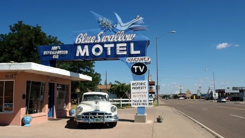 Driving the entire Route 66